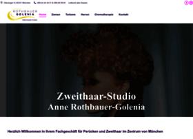 Zweithaar-studio-muenchen.de thumbnail
