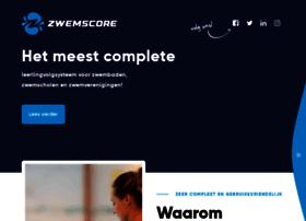 Zwemscore.nl thumbnail