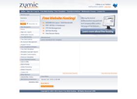 Zymic.com thumbnail