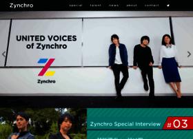Zynchro.jp thumbnail