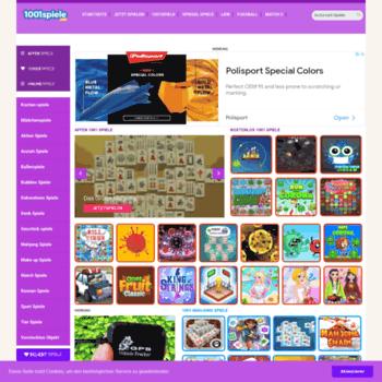 Coole Spiele 1001 Kostenlos