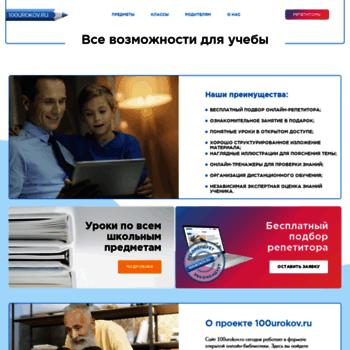 100urokov.ru thumbnail