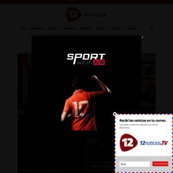 12noticias.tv thumbnail