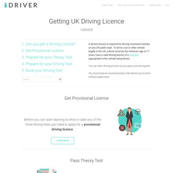 1driver.co.uk thumbnail