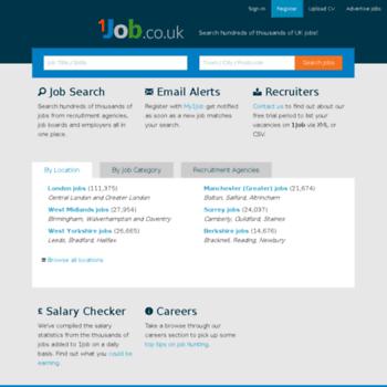 1job.co.uk thumbnail