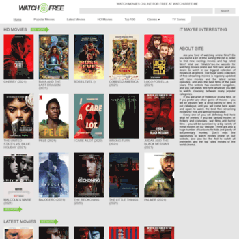 watch free streaming movies download