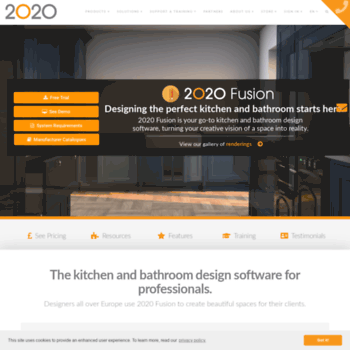 2020 Fusion Com At Wi 2020 Spaces Software For Designers Manufacturers Retailers