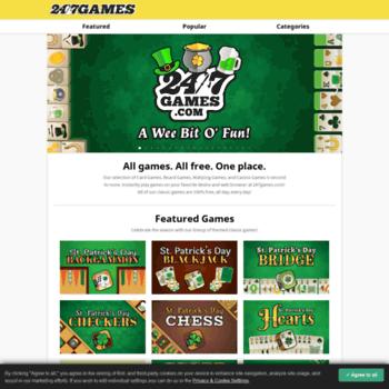 247games org at Website Informer  247 Games  Visit 247 Games