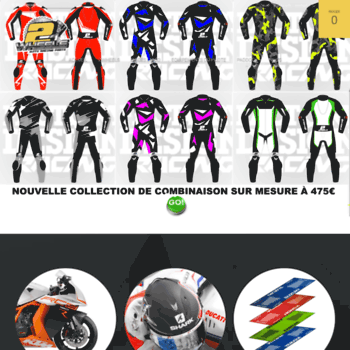 2wheels-moto.fr thumbnail