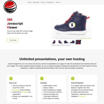 360-javascriptviewer com at WI  360 Javascript viewer, 360