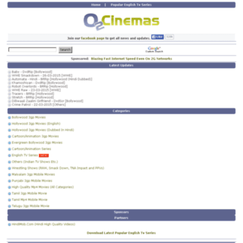 3gpmovies co in at WI  O2Cinemas Com | Free Download Latest