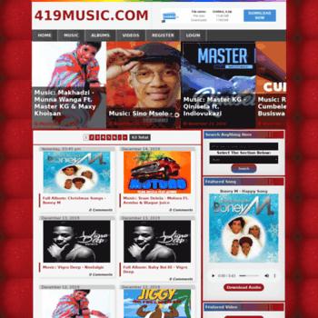 419music.com thumbnail