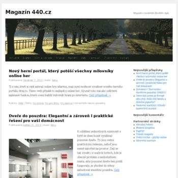 440.cz thumbnail