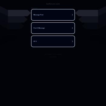Веб сайт 4allforum.com