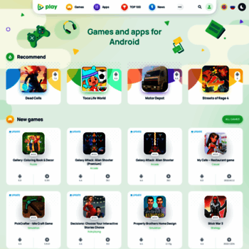 5play ru at WI  Download best games and apps for android