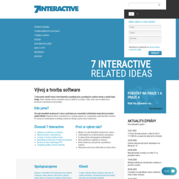7interactive.cz thumbnail