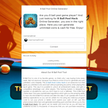 8 ball pool hack org
