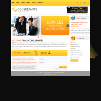A2consultants.in thumbnail