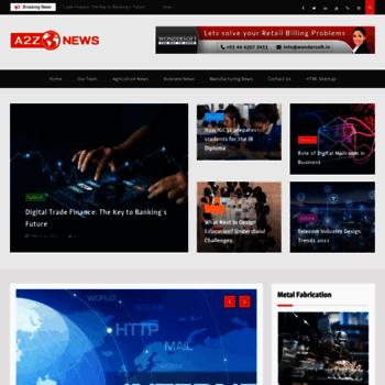 A2znews.net thumbnail