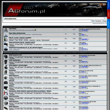 A6forum.pl thumbnail