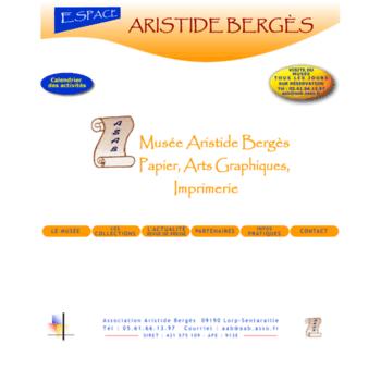 Aab.asso.fr thumbnail