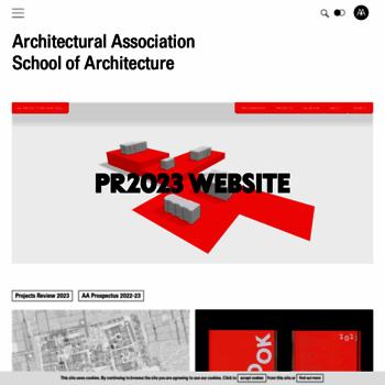 Aaschool.ac.uk thumbnail