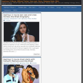 Aashiqui3.in thumbnail