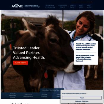 Aavmc.org thumbnail