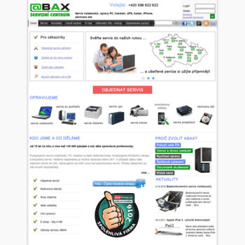 Abax.cz thumbnail