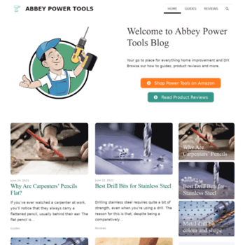 Abbeypowertools.co.uk thumbnail