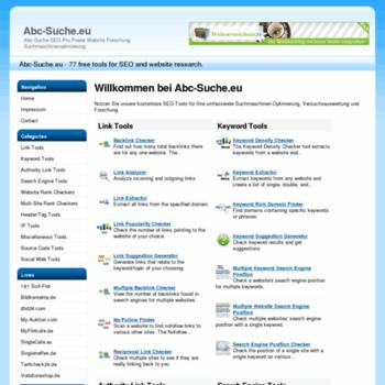 Abc-suche.eu thumbnail