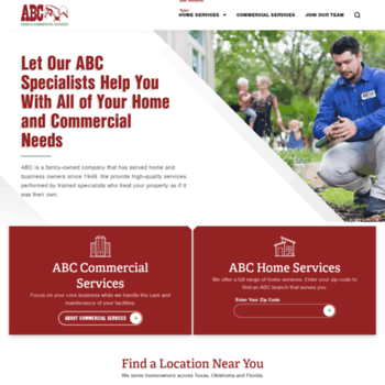 Abcpest Com At Wi Abc Home Commercial Services