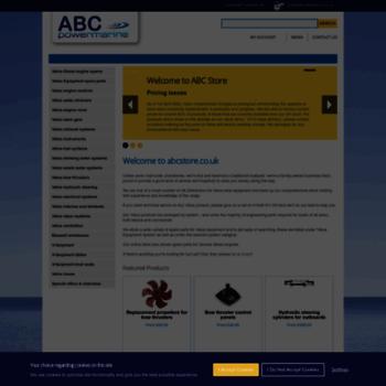 Abcstore.co.uk thumbnail