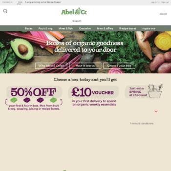 Abel-cole.co.uk thumbnail
