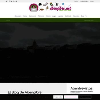 Abengibre.net thumbnail
