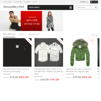 Abercrombieshop.co.uk thumbnail