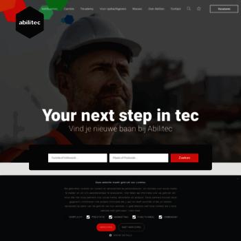 Abilitec.nl thumbnail