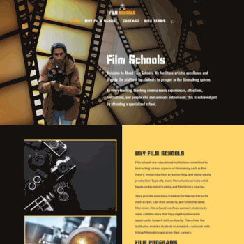 Aboutfilmschools.com thumbnail