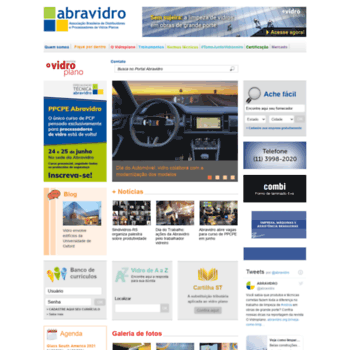 Abravidro.org.br thumbnail