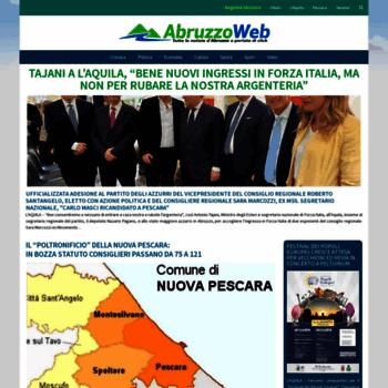 Abruzzoweb.it thumbnail