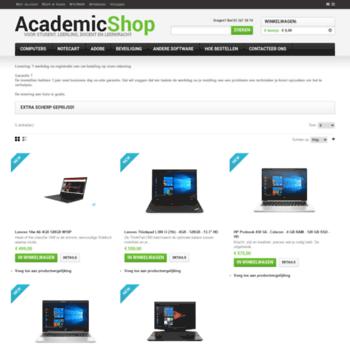 Academicdownload.be thumbnail