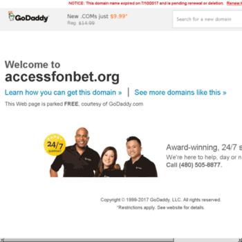 Accessfonbet com зеркало
