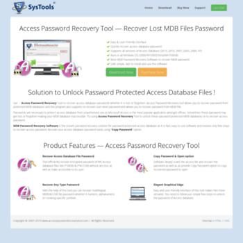 Accesspasswordrecoverytool.com thumbnail