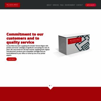 Accesswest.ca thumbnail