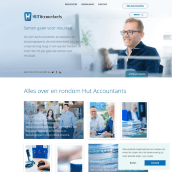 Accountantskantoorhut.nl thumbnail