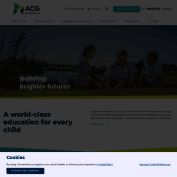 Ace.school.nz thumbnail