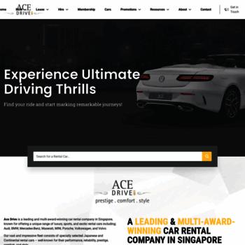 Acedrive.sg thumbnail