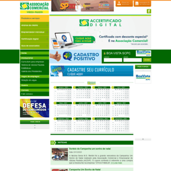 Acevarzeapaulista.com.br thumbnail