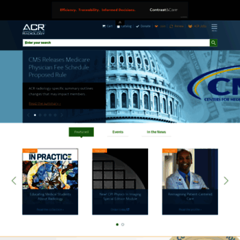 Acr.org thumbnail