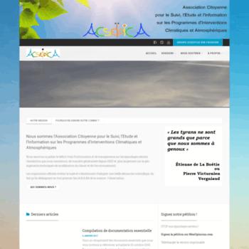 Acseipica.fr thumbnail